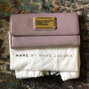 Lilac Marc Jacobs Wallet